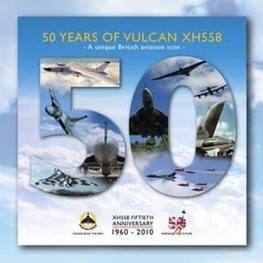XH558 50th ANNIVERSARY BOOK