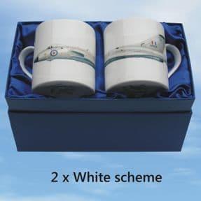 XH558 - Bone China Mug Sets