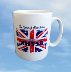 XH558 Union Flag Mug